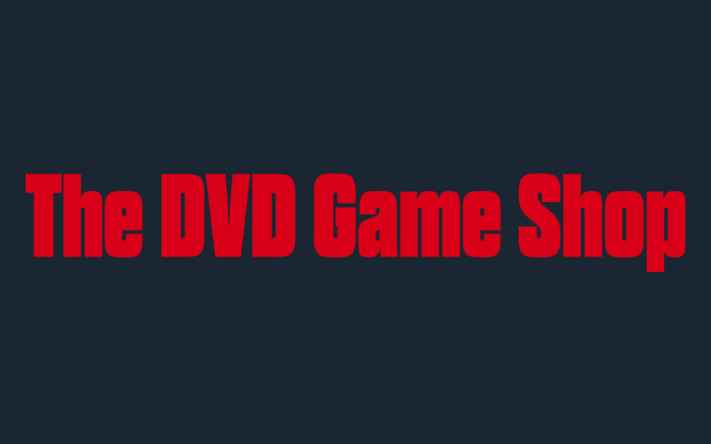 The DVD Game Shop